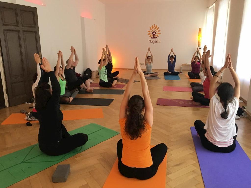 Kundalini yoga corso
