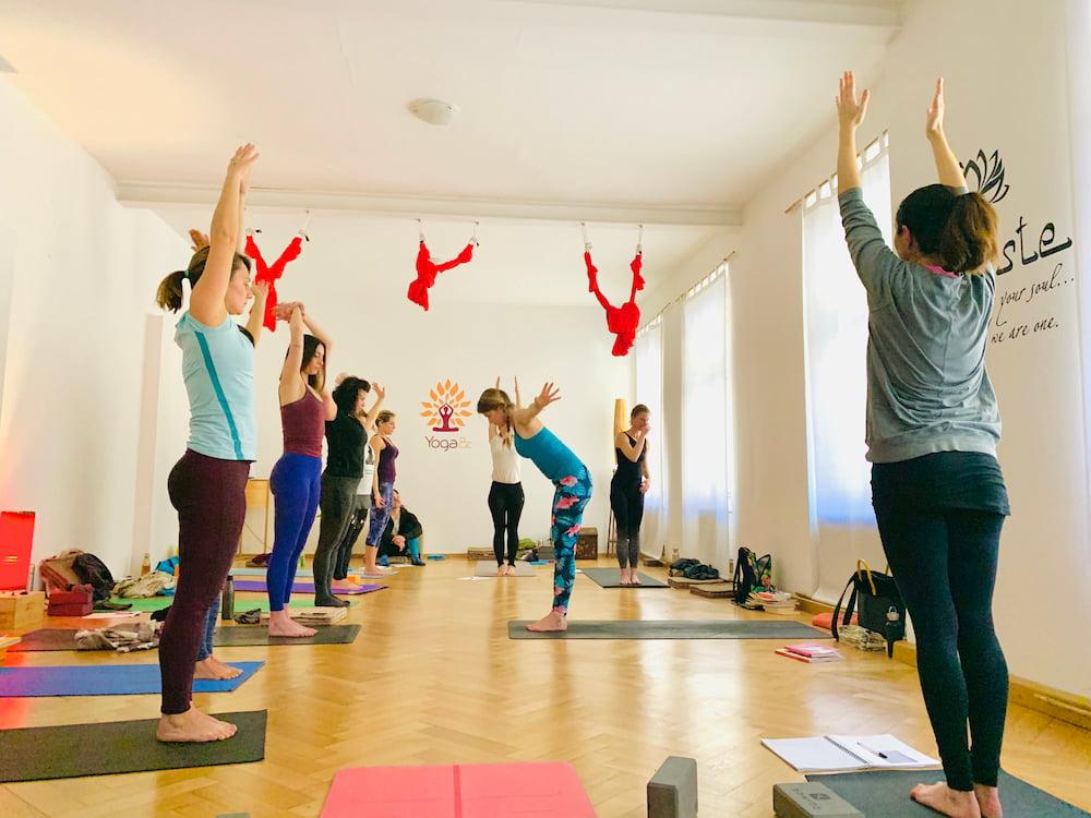 formazione insegnanti yoga