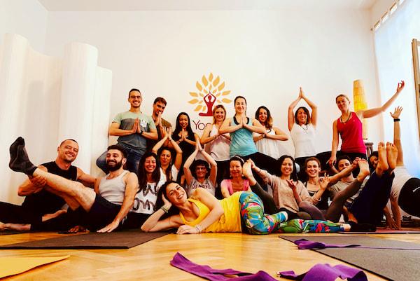 Lezioni Yoga principianti