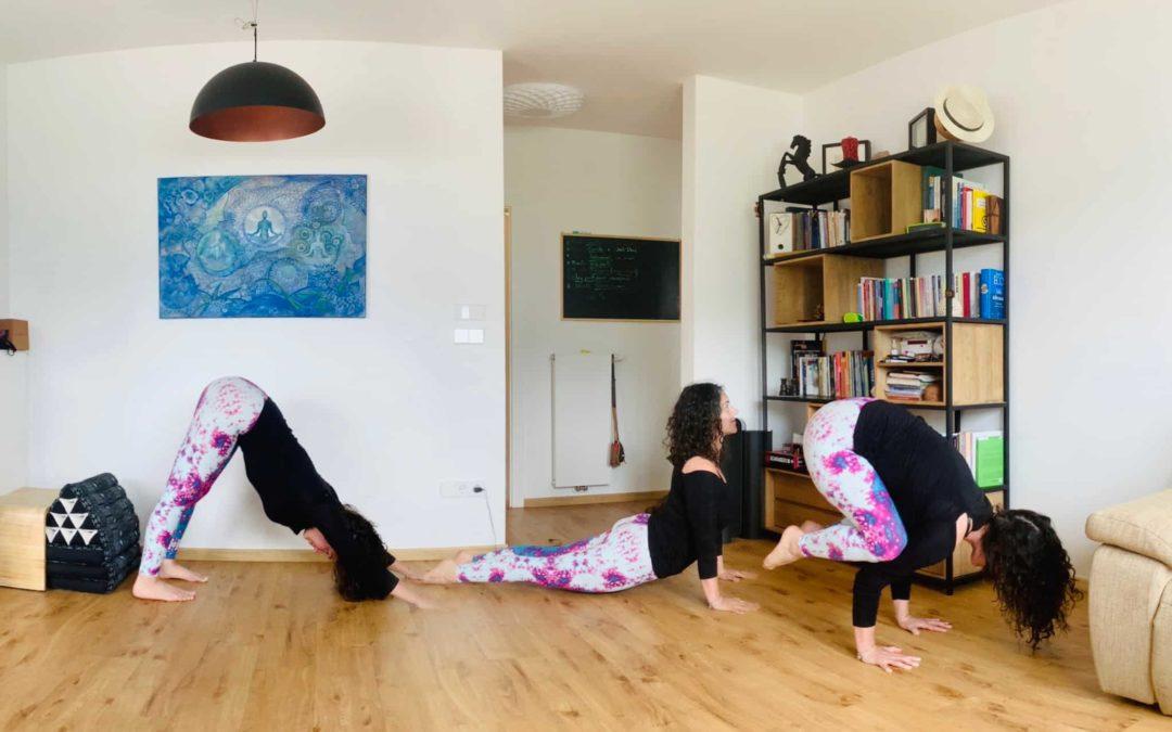 Posizioni Yoga: guida illustrata delle principali Asana