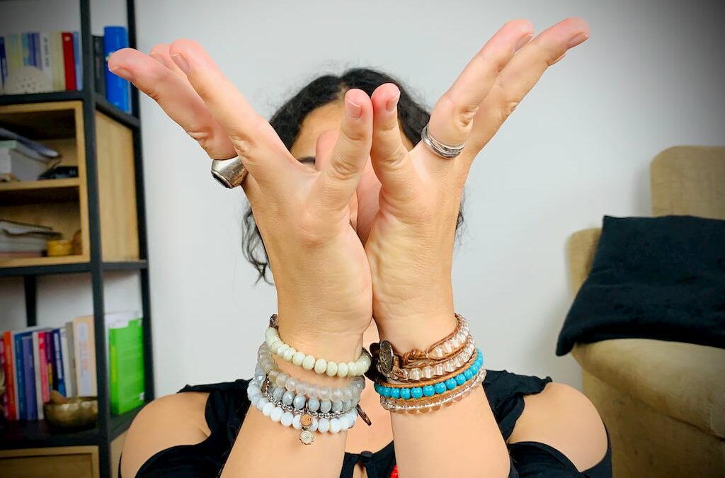 I mudra delle mani: a cosa servono e come si fanno?