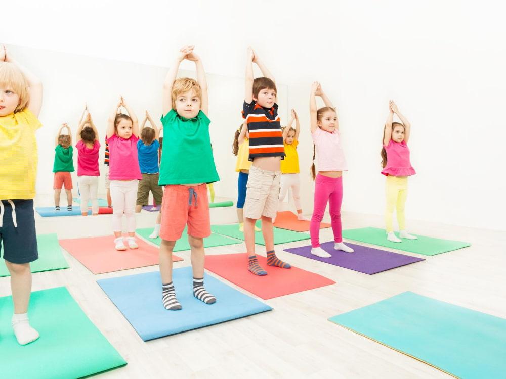 corso insegnante yoga bambini
