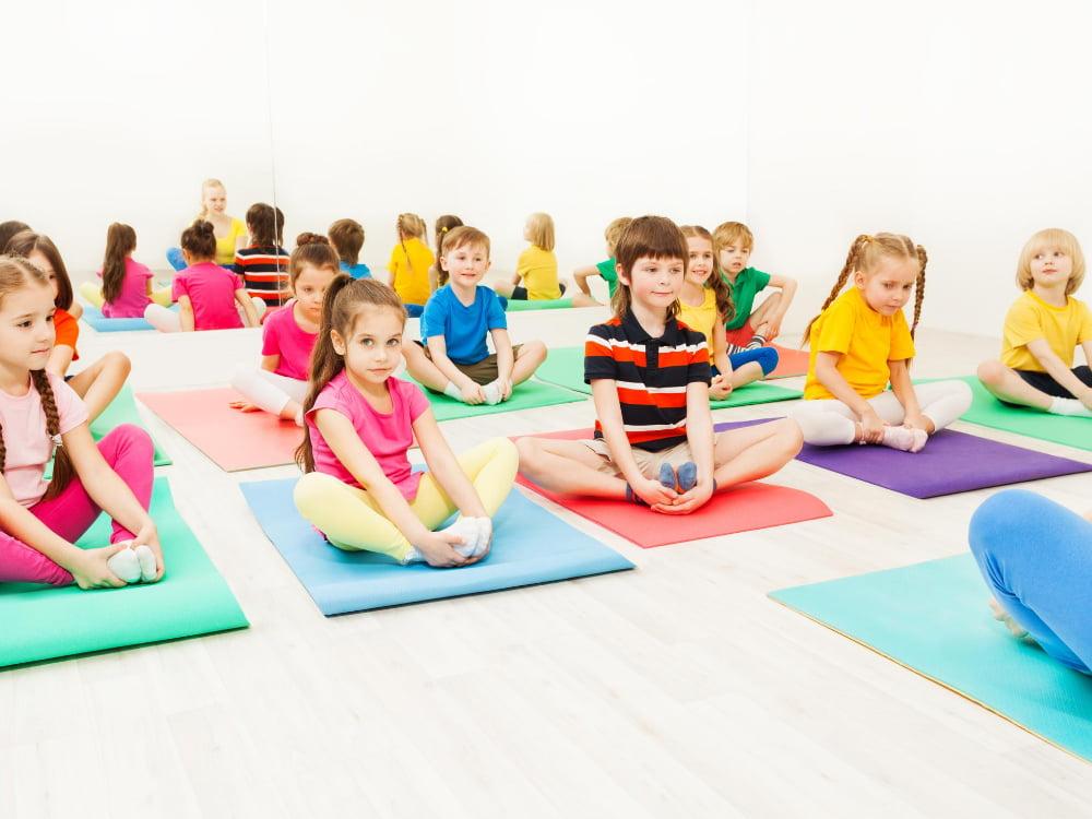 formazione yoga bimbi