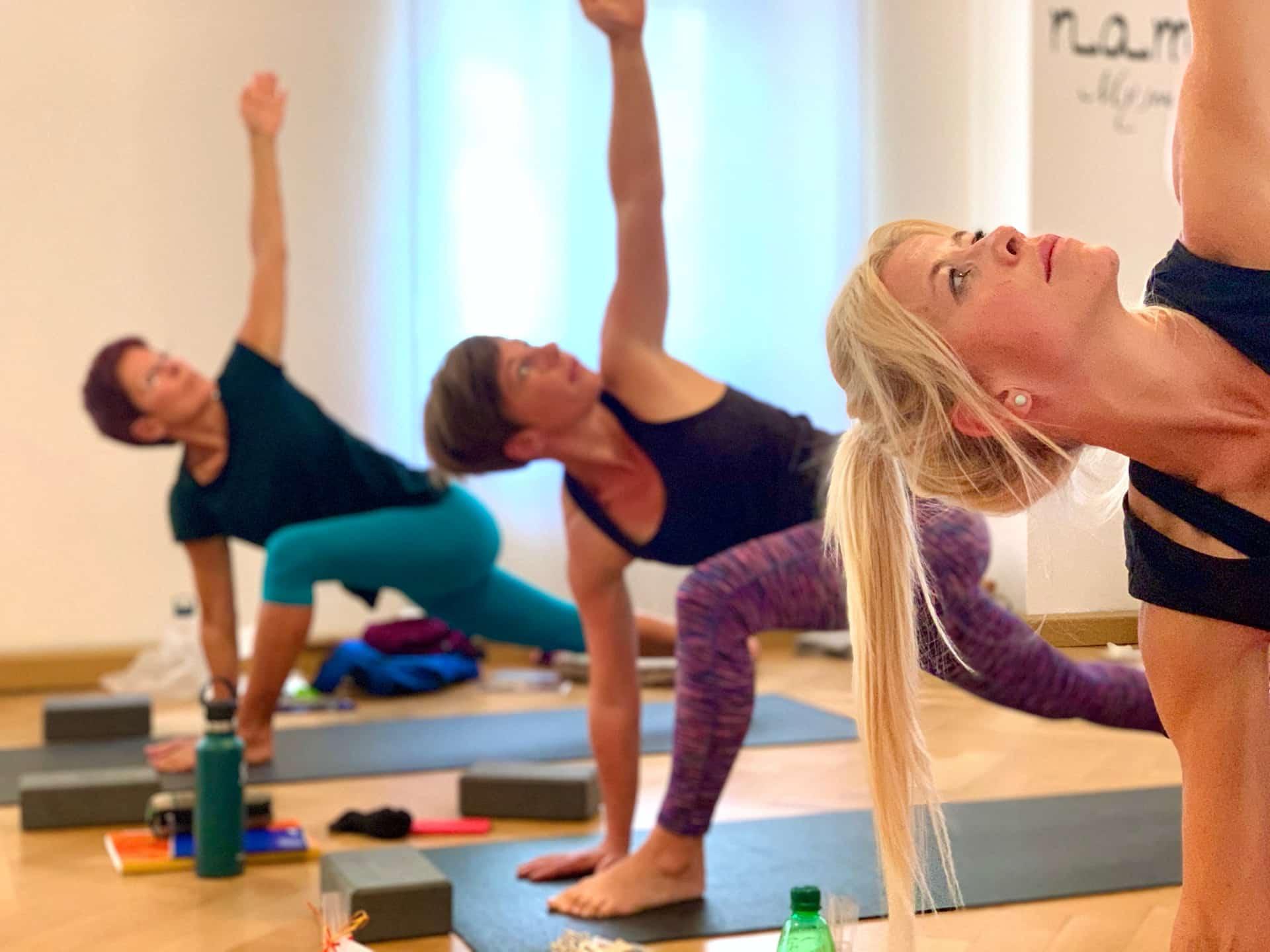 Corso insegnanti yoga 200 ore