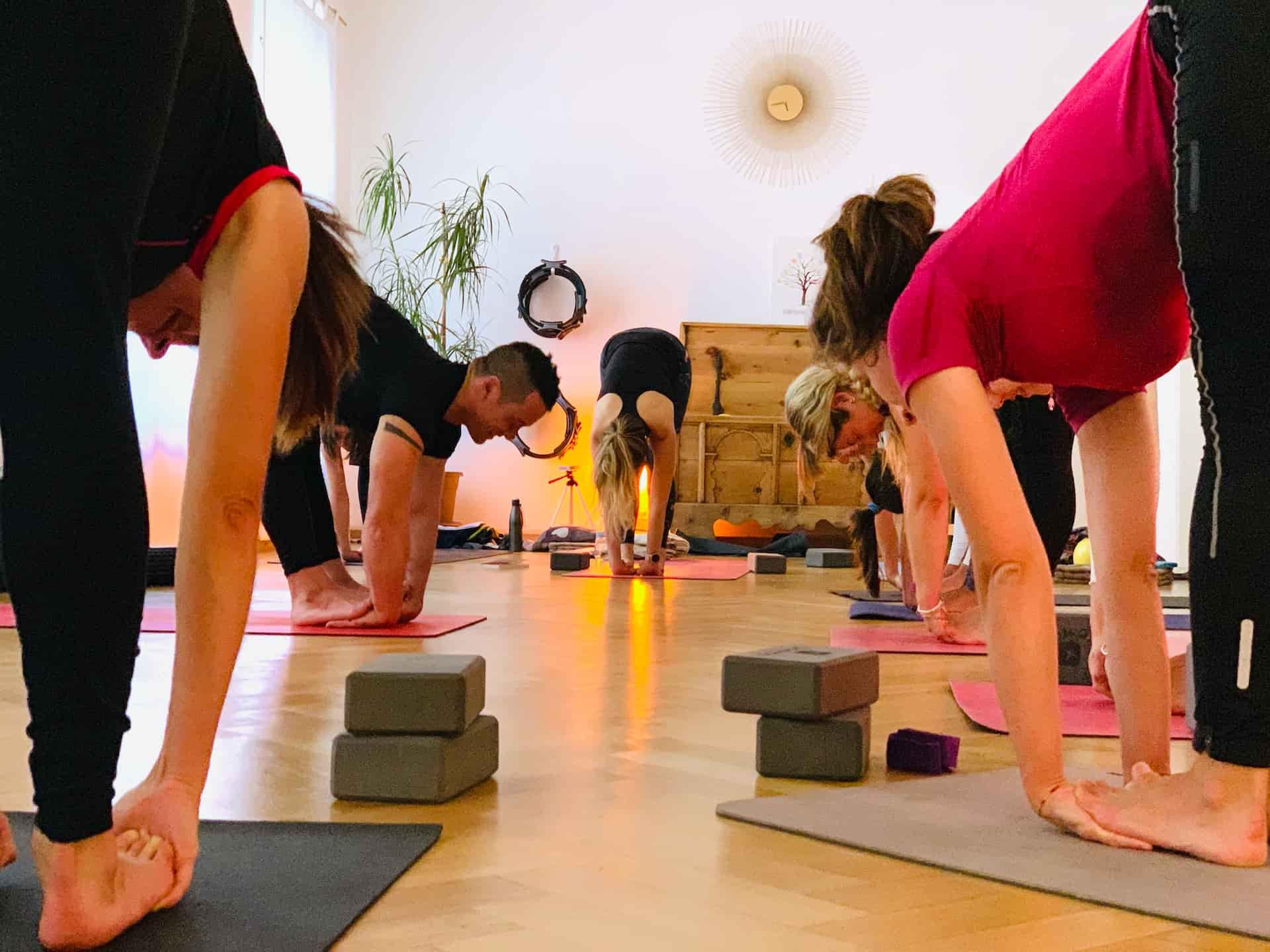 Corso insegnanti yoga 500 ore