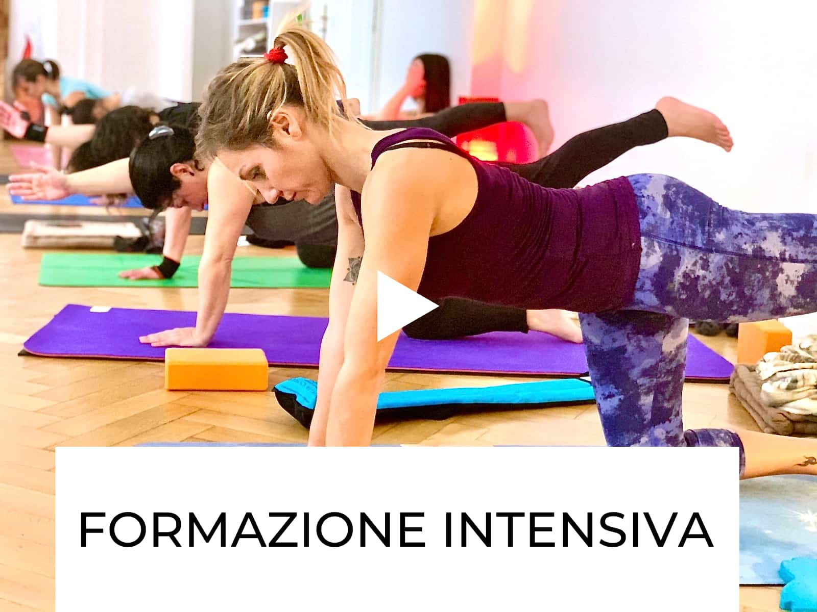 Corso intensivo insegnanti yoga