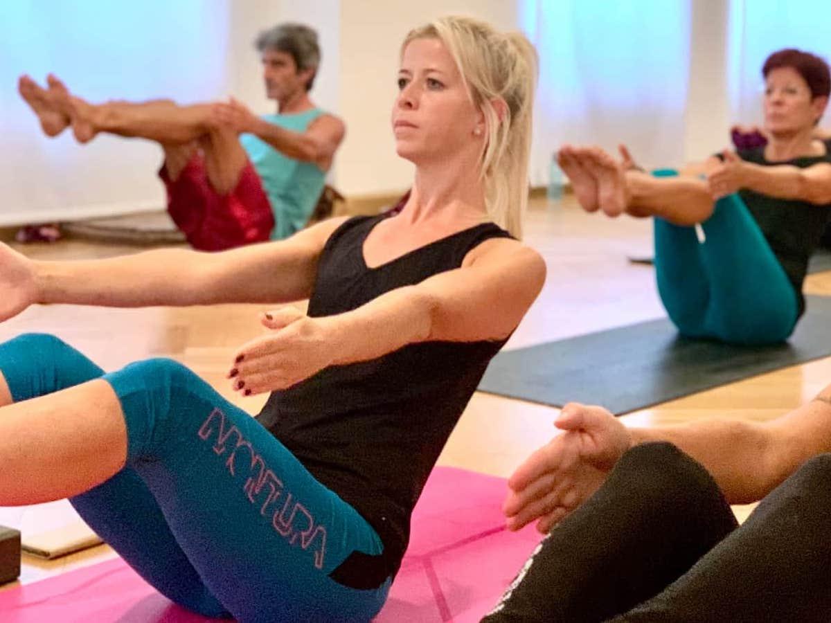 corso insegnante yoga riconosciuto dal coni